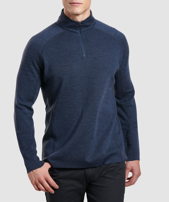 KÜHL Swift 1/4 Zip in category Men Long Sleeve