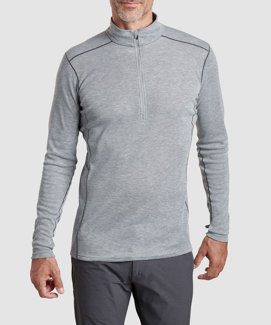 KÜHL M's Akkomplice Zip Neck in category Men Long Sleeve