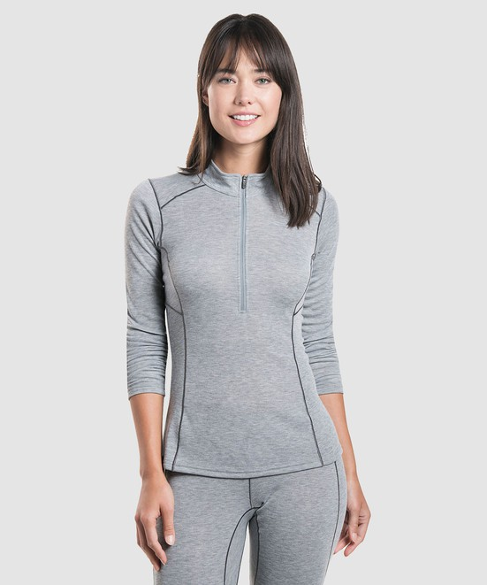 KÜHL W's AKKOMPLICE™ ZIP NECK in category Women Baselayer