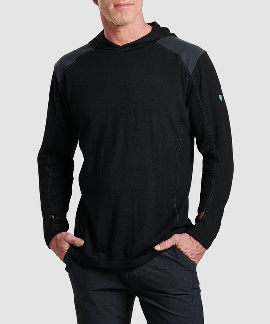 KÜHL Stellr Hoody in category Men Merino Wool