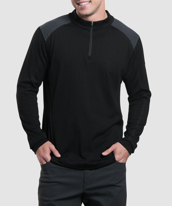 KÜHL Stellr 1/4 Zip in category Men Merino Wool