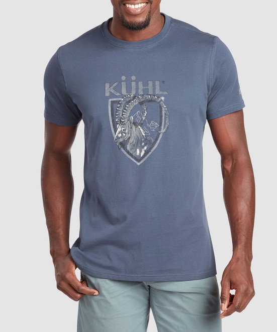 KÜHL Ibex Mountain Goat Tee in category Men New Arrivals