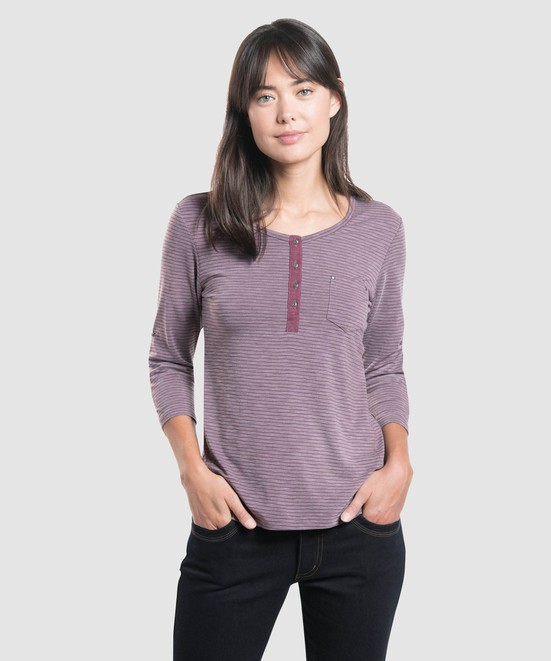 KÜHL TRISTA™ 3/4 SLEEVE in category Women Long Sleeve