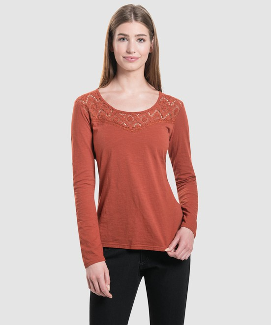 KÜHL Lively LS in category Women Long Sleeve