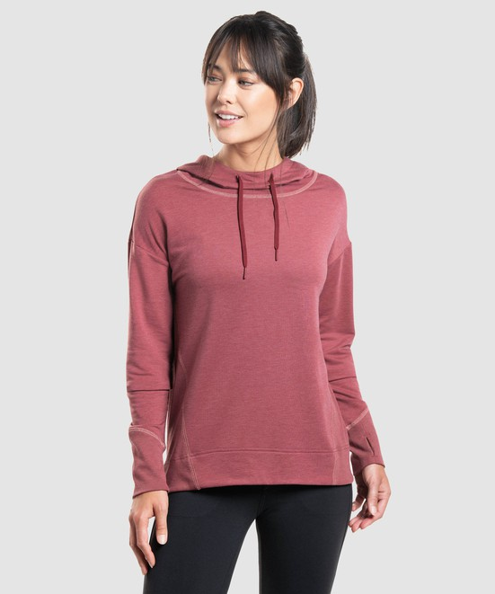 KÜHL Rhea Hoody in category Women Long Sleeve