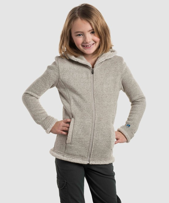 KÜHL Girl's Apres Hoody in category Girls