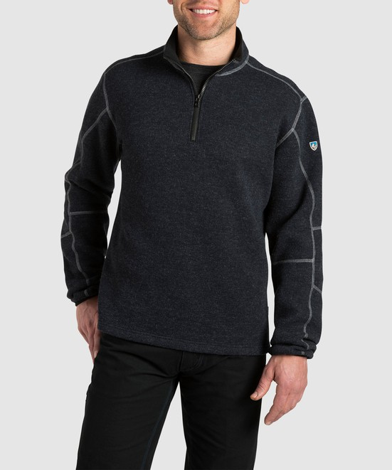 KÜHL THOR™ 1/4 ZIP in category Men Merino Wool