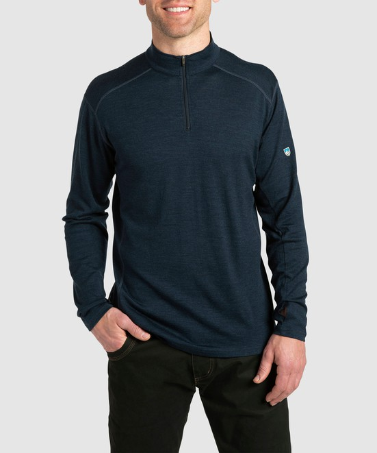 KÜHL SKAR™ ¼ Zip  in category Men Long Sleeve