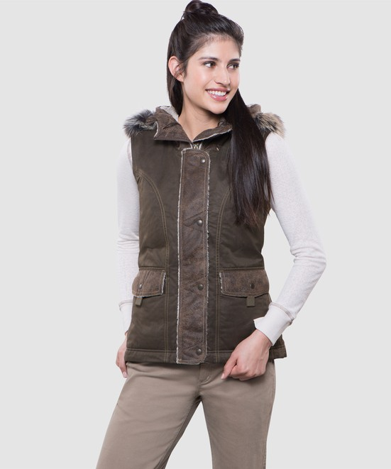 KÜHL W'S ARKTIK™ DOWN VEST in category Women Performance & Travel