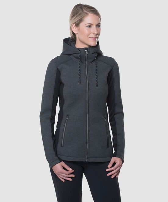 KÜHL W'S KESTREL™ HOODY in category Women Long Sleeve