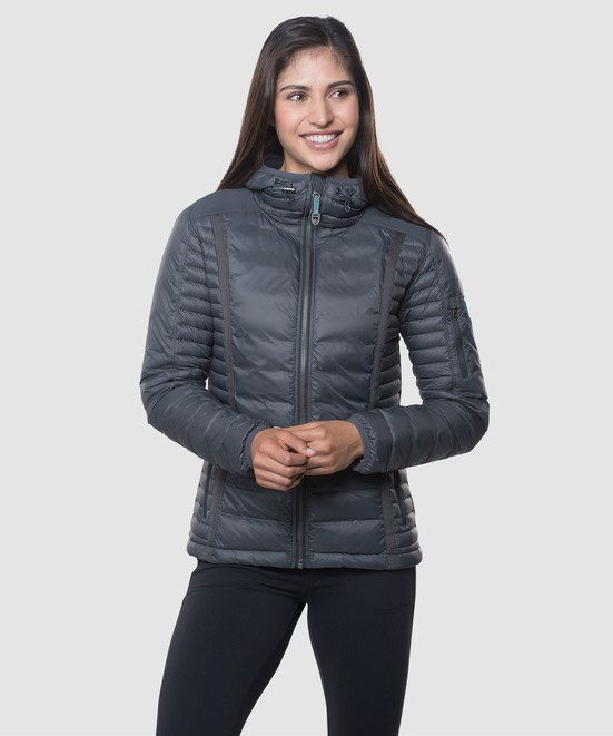 KUHL Arktik Down Parka Womens Jacket Carbon