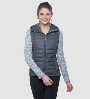 W's Spyfire Hooded Vest