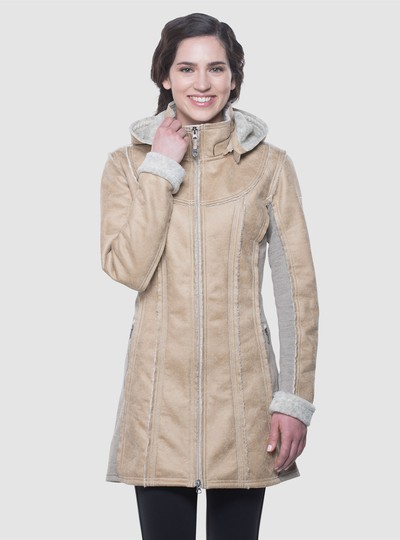 KÜHL W'S DANI™ SHERPA TRENCH in category
