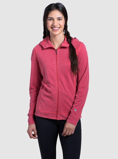 KÜHL MOONGAZER HOODY™ in category Women Long Sleeve