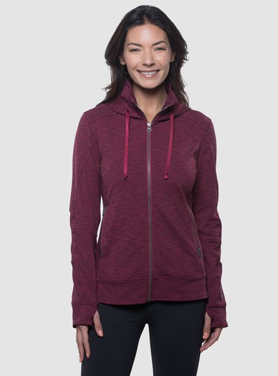KÜHL MØVA™ HOODY  in category Women Long Sleeve