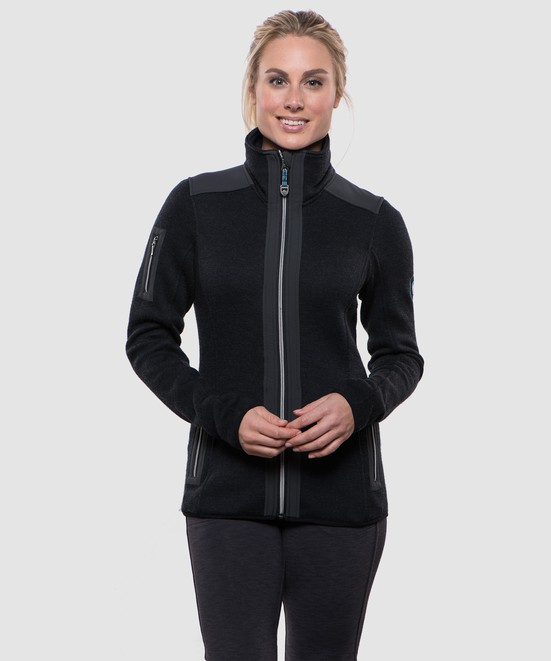 KÜHL WINTERTHUR™ FULL ZIP FLEECE in category Women Performance & Travel