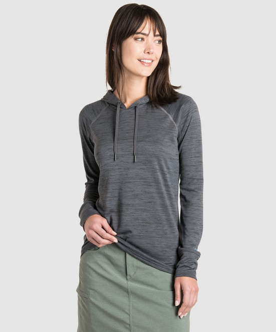 KÜHL Vara Hoody in category Women Long Sleeve