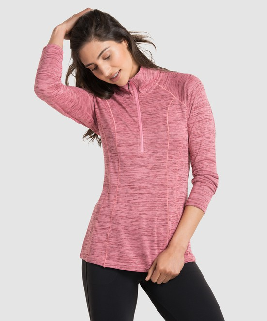 KÜHL Vara 1/2 Zip in category Women Long Sleeve