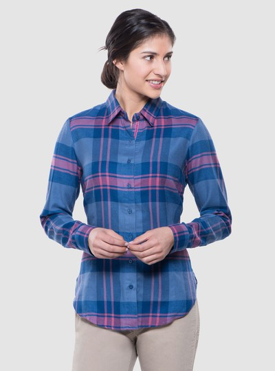 KÜHL OPHELIA™ FLANNEL in category Women Long Sleeve