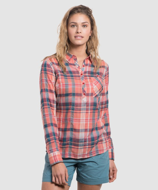 KÜHL SPEKTRA™ PLAID in category Women New Arrivals