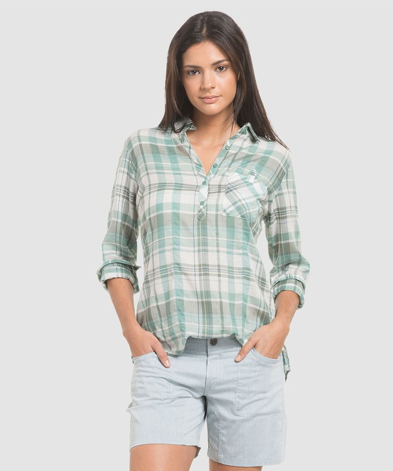KÜHL SPEKTRA™ PLAID in category Women Long Sleeve