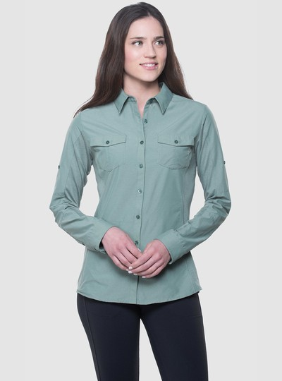 KÜHL GLYDR™ LS in category Women Long Sleeve