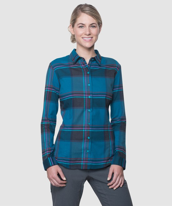 KÜHL KIANA™ FLANNEL in category Women New Arrivals