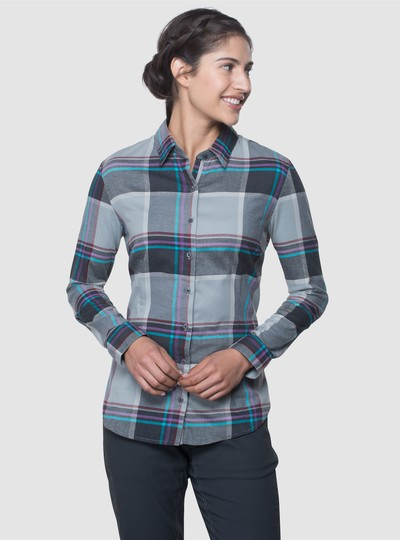 KÜHL KIANA™ FLANNEL in category Women Long Sleeve