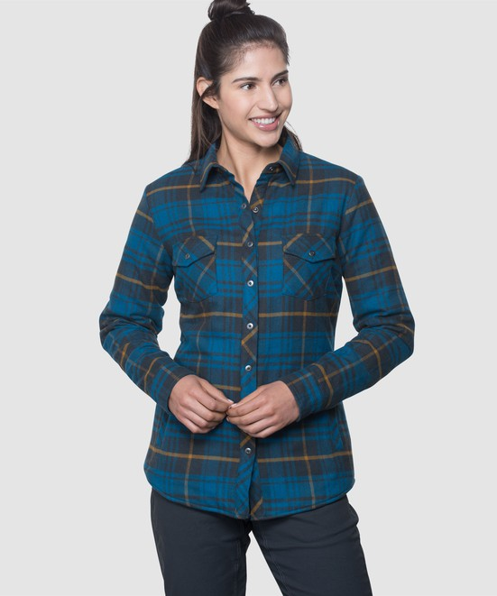 KÜHL KOTA™ LINED FLANNEL in category Women New Arrivals