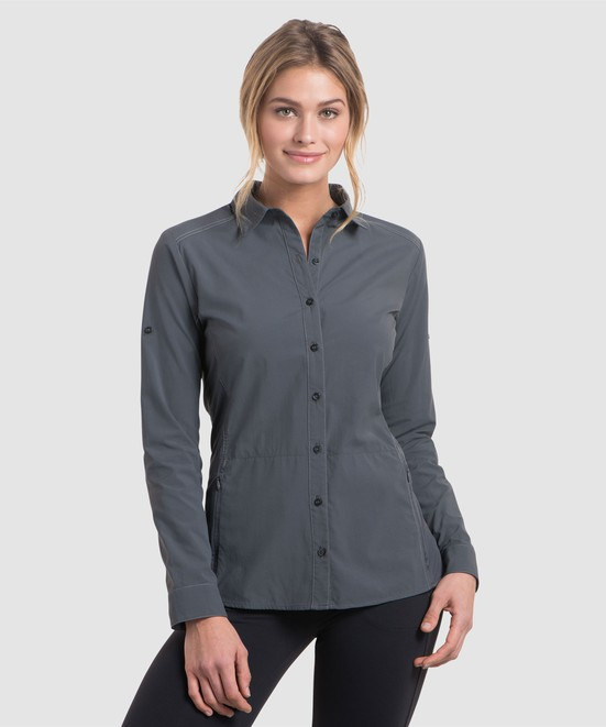 KÜHL W'S INVOKE™ LS in category Women Long Sleeve