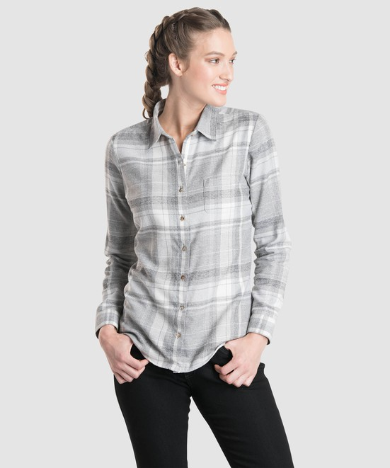 KÜHL Kamila Flannel in category Women Long Sleeve