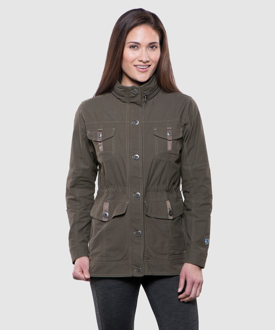 KÜHL W's REKON™ JACKET in category Women Performance & Travel