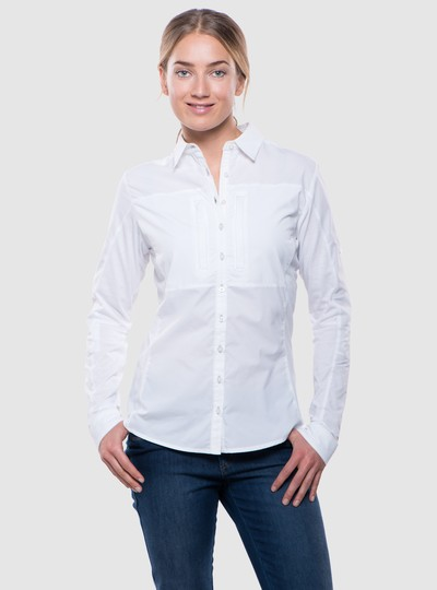 KÜHL W's AIRSPEED™ Shirt  in category Women Long Sleeve