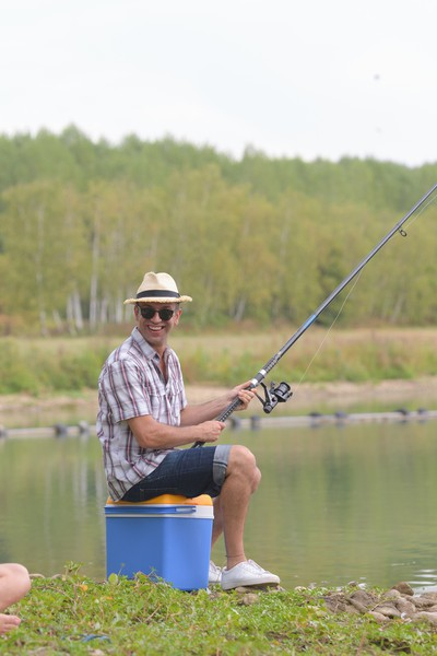 How to learn fishing from Scratch: Casting