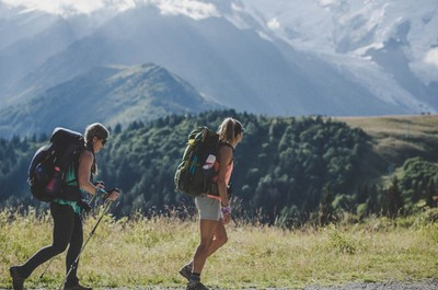 What to Pack for Tour du Mont Blanc