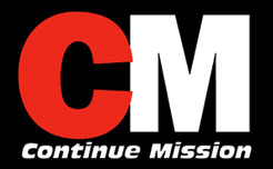 Continue Mission logo
