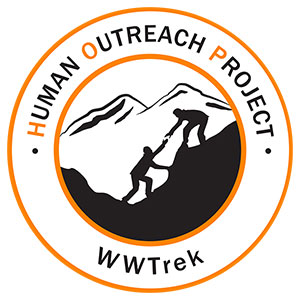 WWTrek - Human Outreach Project logo