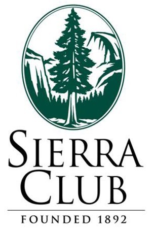 Sierra Club - Founded in 1892 logo