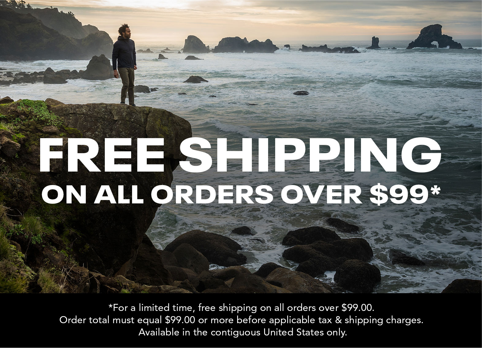 Free Shipping on all orders over $99*