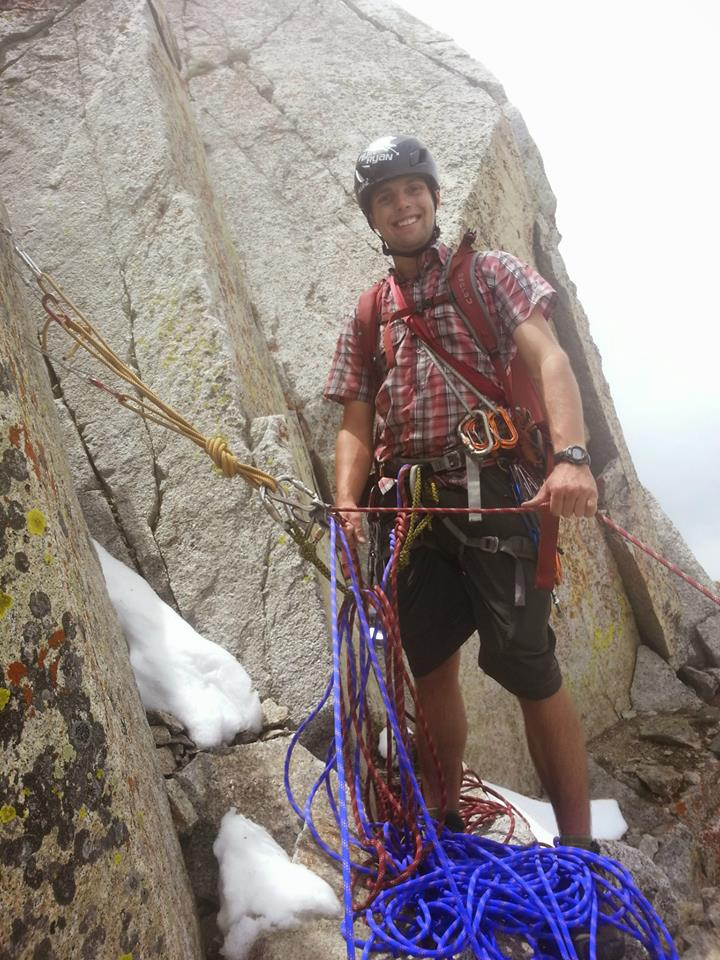 Superb for climbing and scrambling